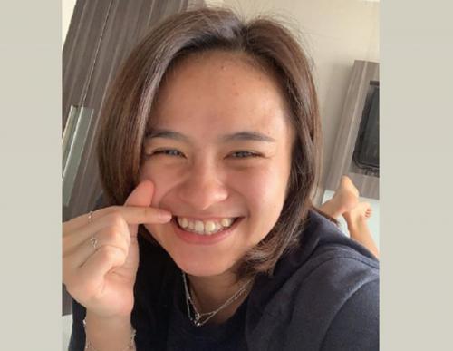Melati Daeva berpisah dengan Thailand (Foto: IG/@melatidaeva)