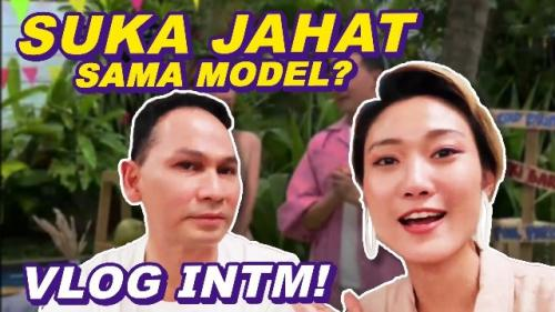 Model Ayu Gani dan Panca Makmun. (Foto: YouTube Ganegani)