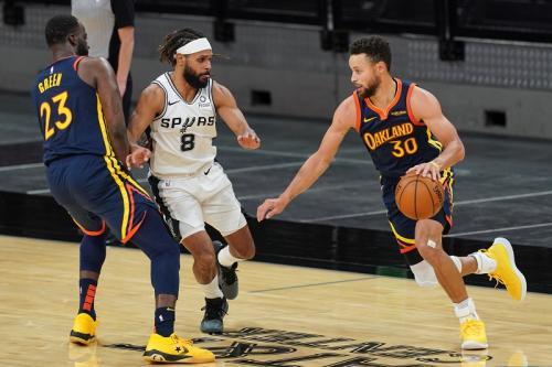 San Antonio Spurs vs Golden State Warriors