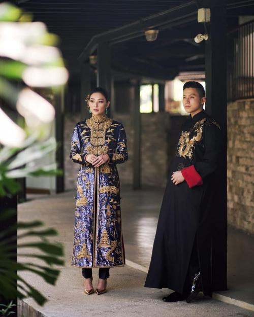 Baju Cheongsam