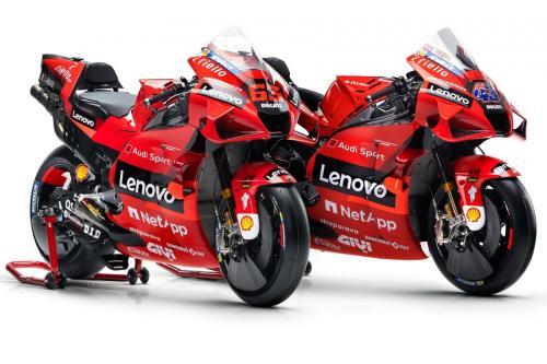 Desmosedici GP21 (Foto: MotoGP)
