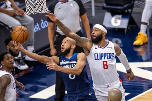 LA Clippers bangkit (Foto: Reuters/Jesse Johnson)