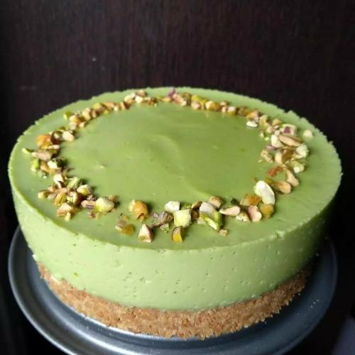 Avacado cheesecake