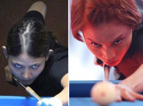 Tisa Anggun dan Vinda Marthatilova (Foto: MNC Media)