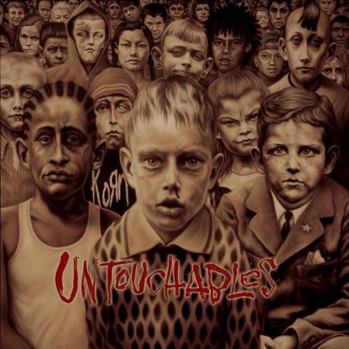 Korn-album 'Untouchables'.