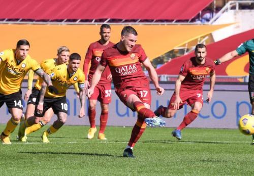AS Roma ingin terus melaju