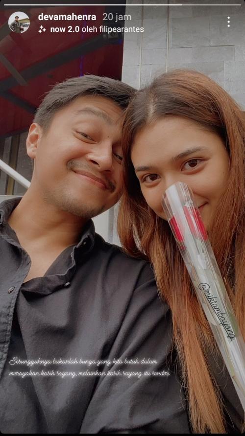 Mikha Tambayong dan Deva Mahenra