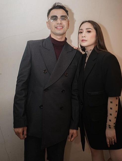 Raffi Ahmad dan Nagita Slavina. (Foto: Instagram/@raffinagita1717)
