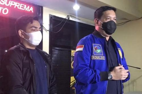 Kasat Narkoba Polres Metro Jakarta Barat, AKBP Ronaldo Maradona Siregar. (Foto: Okezone)