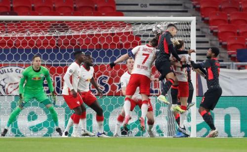 RB Leipzig vs Liverpool