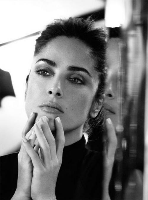 Salma Hayek. (Foto: The Edit Magazine)