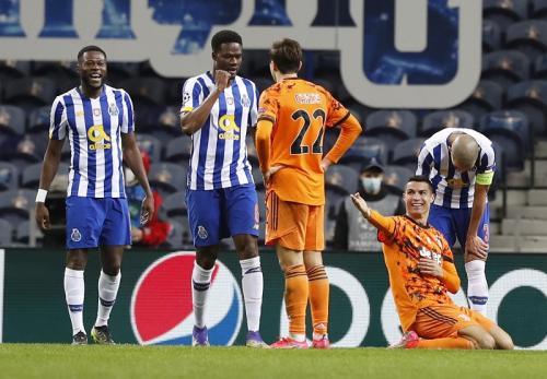 Juventus tetap punya peluang lolos (Foto: Reuters)