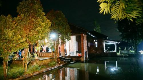 Vila milik Edhy Prabowo disita KPK (Foto : Istimewa)