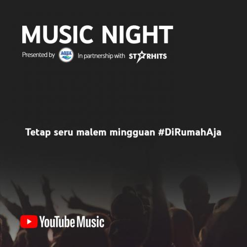 YouTube Music Night