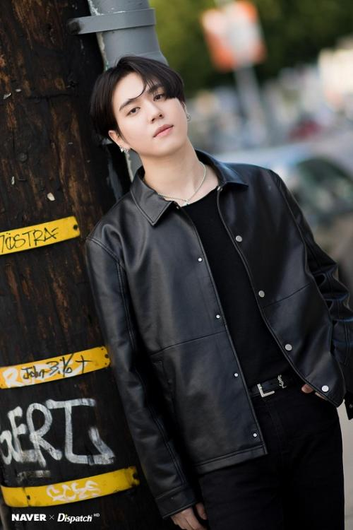 Yugyeom GOT7. (Foto: Dispatch)