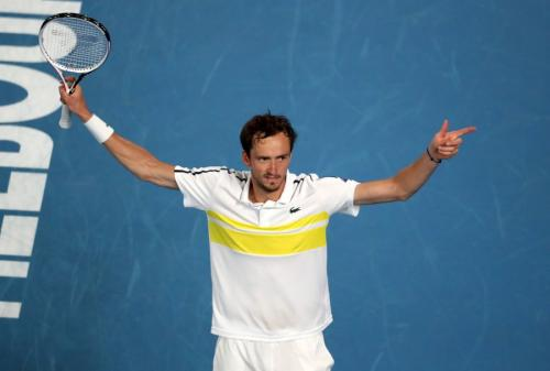 Daniil Medvedev (Foto: Reuters)