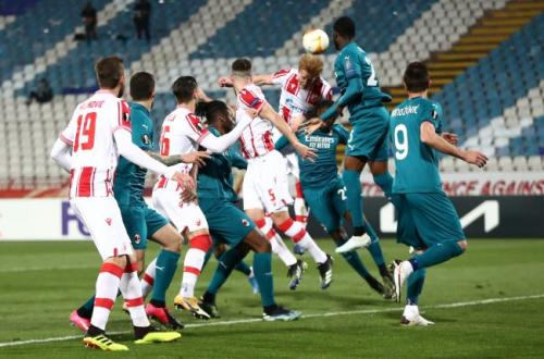 Red Star vs AC Milan