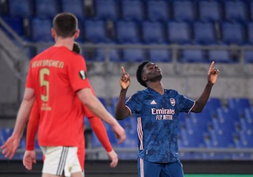 Benfica vs Arsenal