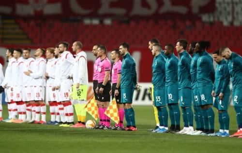 Red Star Belgrade vs AC Milan