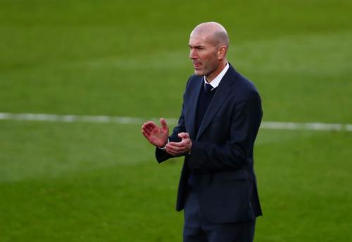 Zinedine Zidane (Foto: Reuters)