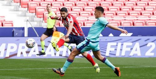 Atletico vs Levante