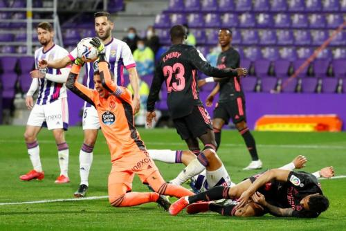 Real Valladolid vs Real Madrid