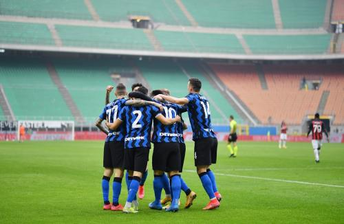 Inter Milan (Foto: Reuters)