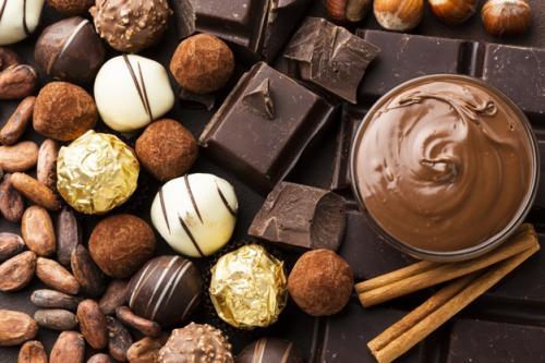 Ilustrasi cokelat. (Foto: Freepik)