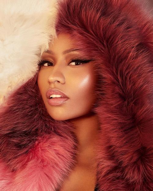 Nicki Minaj. (Foto: Harper's Bazaar)