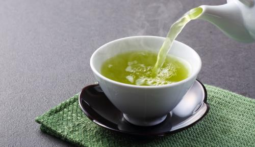 Teh hijau. (Foto: Shutterstock)
