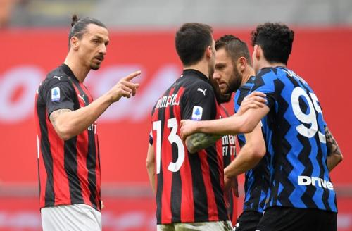 AC Milan vs Inter Milan