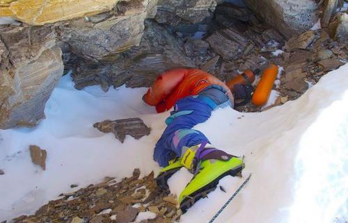 Mayat Pendaki Everest