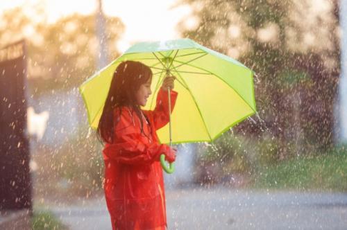 Ilustrasi musim hujan. (Foto: Towaiphoto/Freepik)