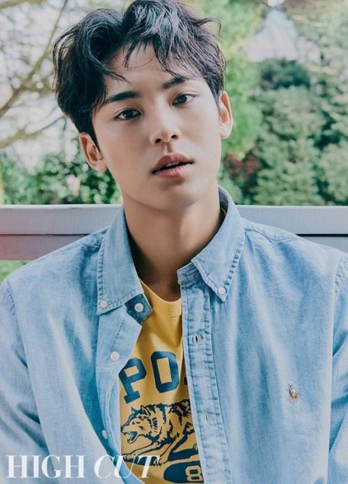 Mingyu SEVENTEEN. (Foto: High Cut)