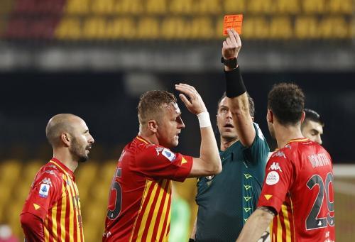 Benevento (Foto: Reuters)