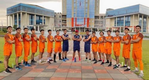 Tim futsal Jawa Timur