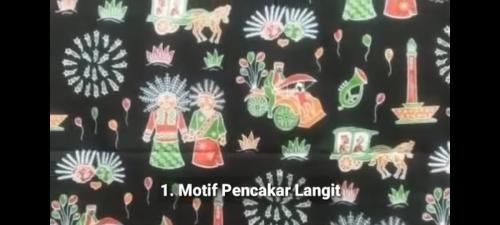 Motif Batik Betawi