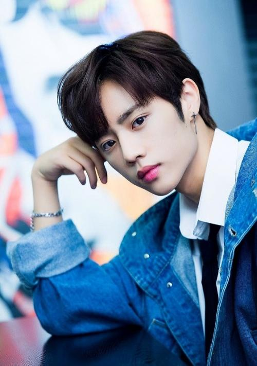 Sunwoo The Boyz. (Foto: Dispatch)