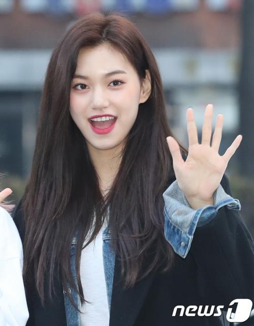 Kim Doyeon Weki Meki. (Foto: News1)