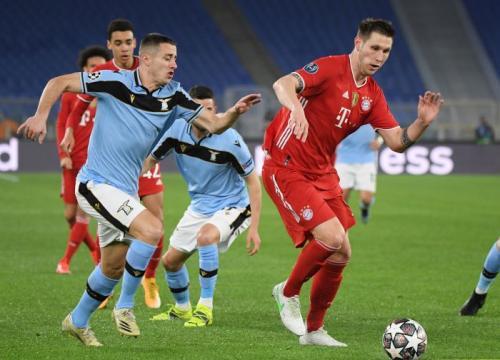 Lazio hampir mustahil lolos dari hadangan Bayern Munich (Foto: Reuters)