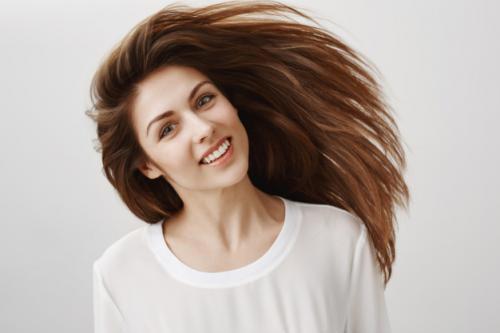 Rambut wanita. (Foto: Cookie Studio Freepik)