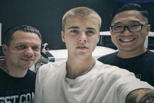 Justin Bieber tengah