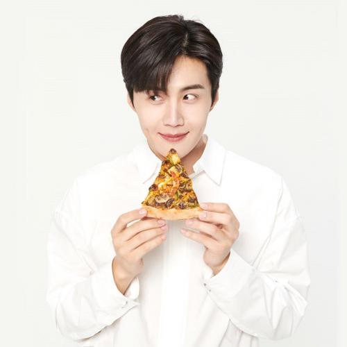 Kim Seon Ho. (Foto: Domino's Pizza Korea)