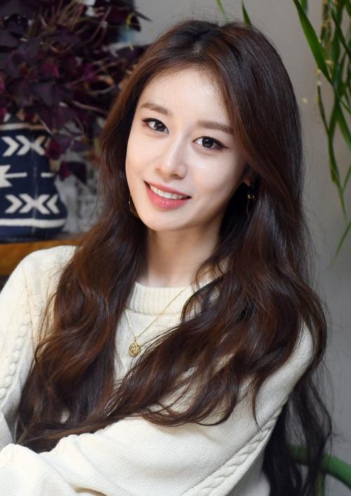 Jiyeon T-ARA. (Foto: Hankooki)