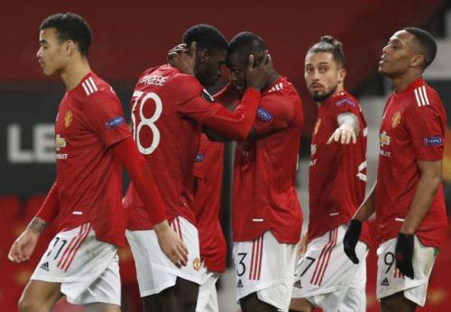 Man United (Foto: Reuters)