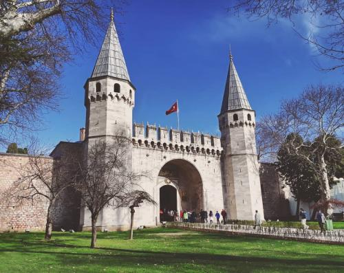 Istana Topkapi di Istanbul