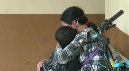 IRT jadi korban KDRT lantaran pergoki suaminya selingkuh (Foto :  iNews)