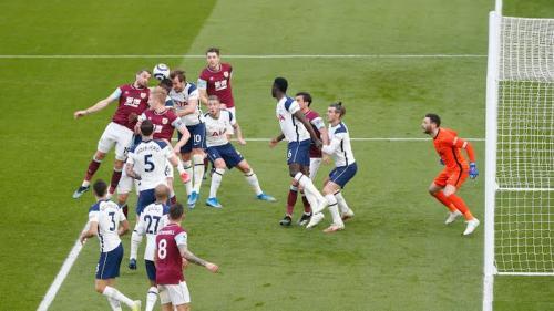 Tottenham Hotspur vs Burnley