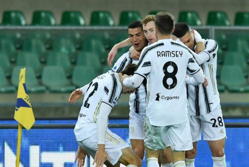 Juventus (Foto: Reuters)