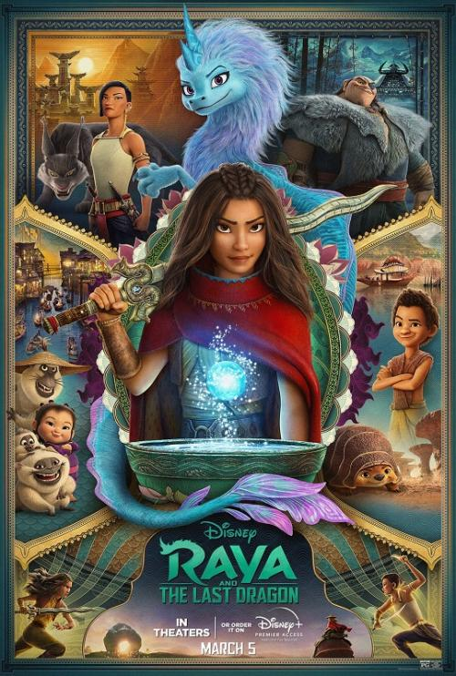 Raya and the Last Dragon. (Foto: Disney)